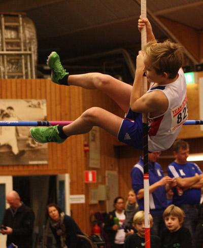 Sten Hagström har hoppat hela 3.00 i stavhopp!