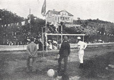 Oscar Odén tog vårt första SM-guld i stavhopp redan 1897