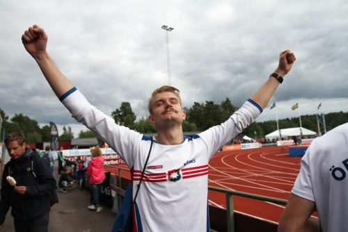 Fadäsen i Linköping blev till triumf i Norrköping för Oliwer