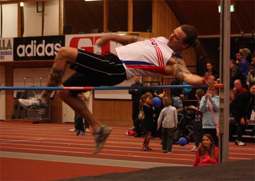 Patrik Sjöberg segrade i klass +100 kg