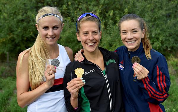 Helgesson missade chansen till medalj